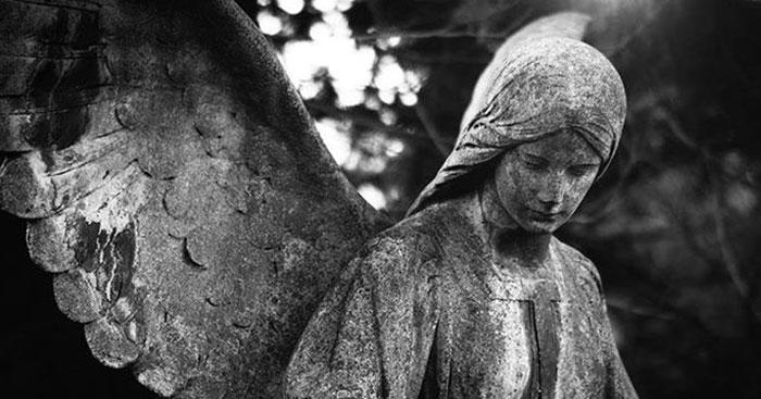 Ангел и мъдрец